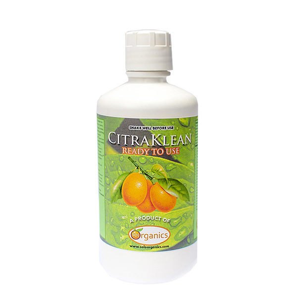 CitraKlean bottle
